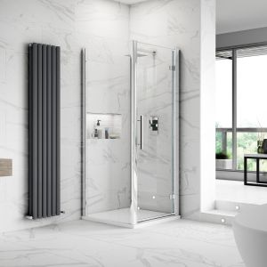 Hudson Reed Apex Hinged Shower Enclosure