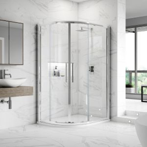 Hudson Reed Apex Offset Quadrant Shower Enclosure