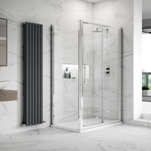 Hudson Reed Apex Sliding Shower Enclosure