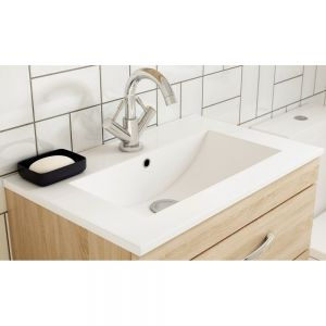 Premier Athena Basin Option 2 - Slimline Basin