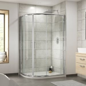 Premier Pacific Offset Quadrant Shower Enclosure