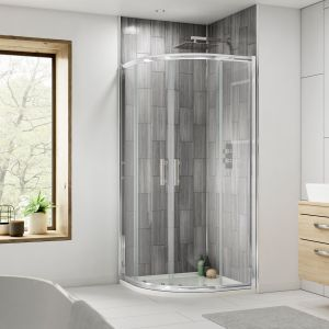 Premier Pacific Double Quadrant Shower Enclosure