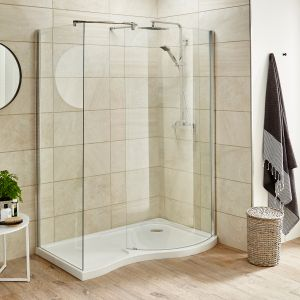 Premier Pacific Walk In Shower Enclosure