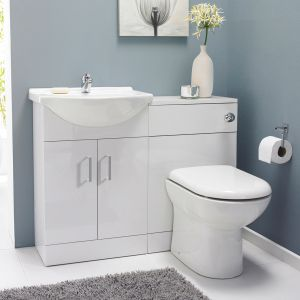 Madison Saturn Bathroom Furniture Pack