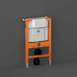 RAK Ecofix Concealed Cistern with Toilet Support Frame 500mm