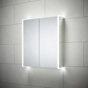 Sensio Ainsley Double Diffused LED Mirrored Cabinet