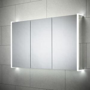 Sensio Ainsley Triple Diffused LED Mirrored Cabinet