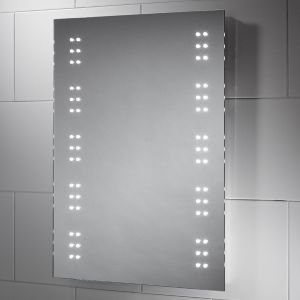 Sensio Ava LED Battery Operated Mirror 700 x 500 x 30