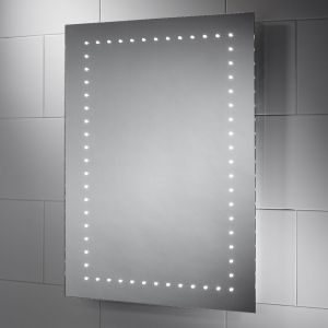 Sensio Bronte Single Strip LED Mirror 800 x 600 x 30