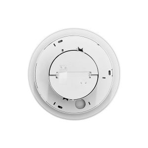Xpelair Simply Silent Contour Round Bathroom Fan with Humidistat 100mm - Back