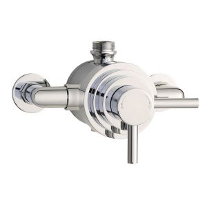 Hudson Reed Dual Exposed Thermostatic Shower Valve