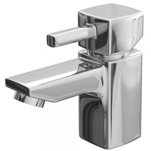 Zenith Nero Mini Mono Basin Mixer Tap