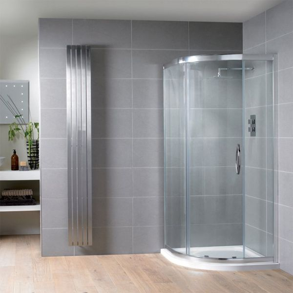Aquadart Venturi 8 Single Door Quadrant Shower Enclosure