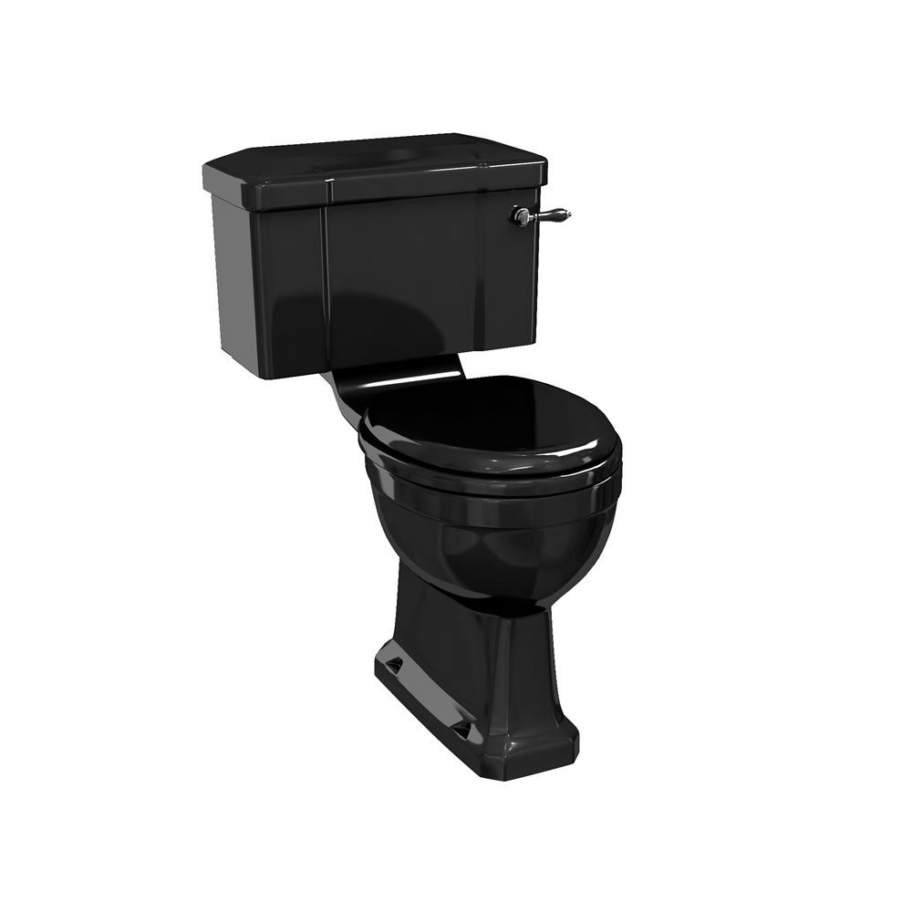 Burlington Jet Close Coupled Toilet