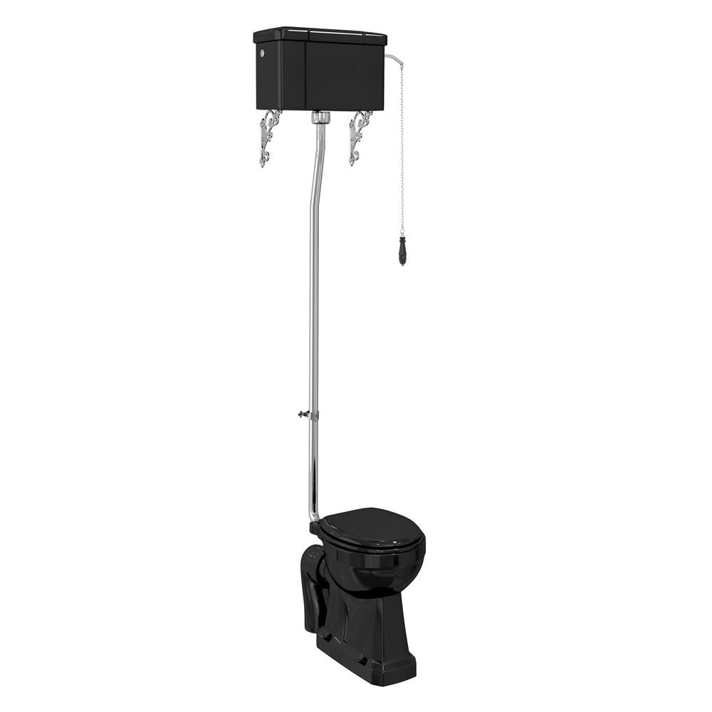 Burlington Jet Standard High Level Toilet