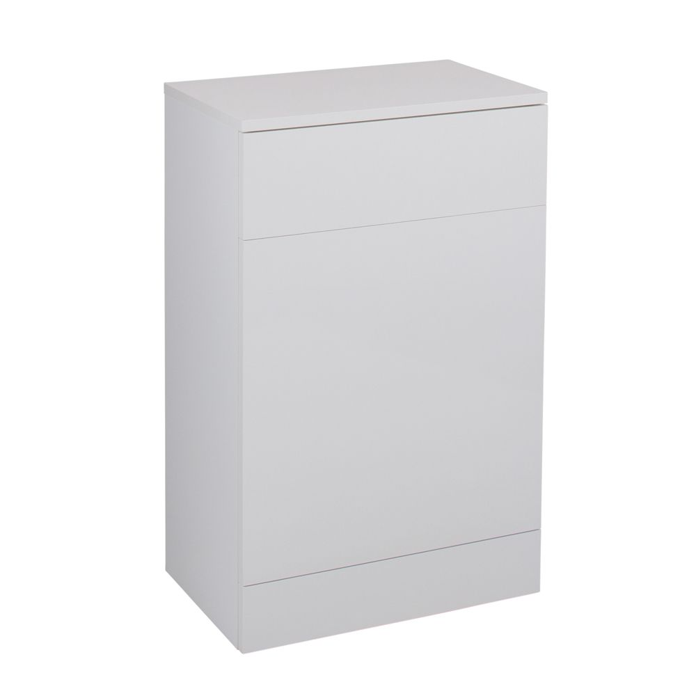 Cassellie Kass Gloss White WC Unit 330mm