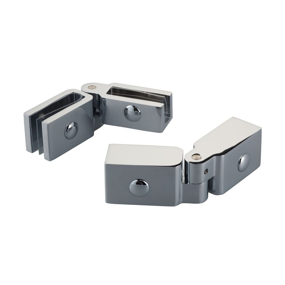 Cassellie 10mm Wet Room Panel Hinges Right Hand