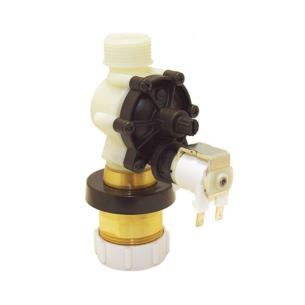 Cistermiser Easyflush Direct Walkaway No Touch Mains WC Flush Valve