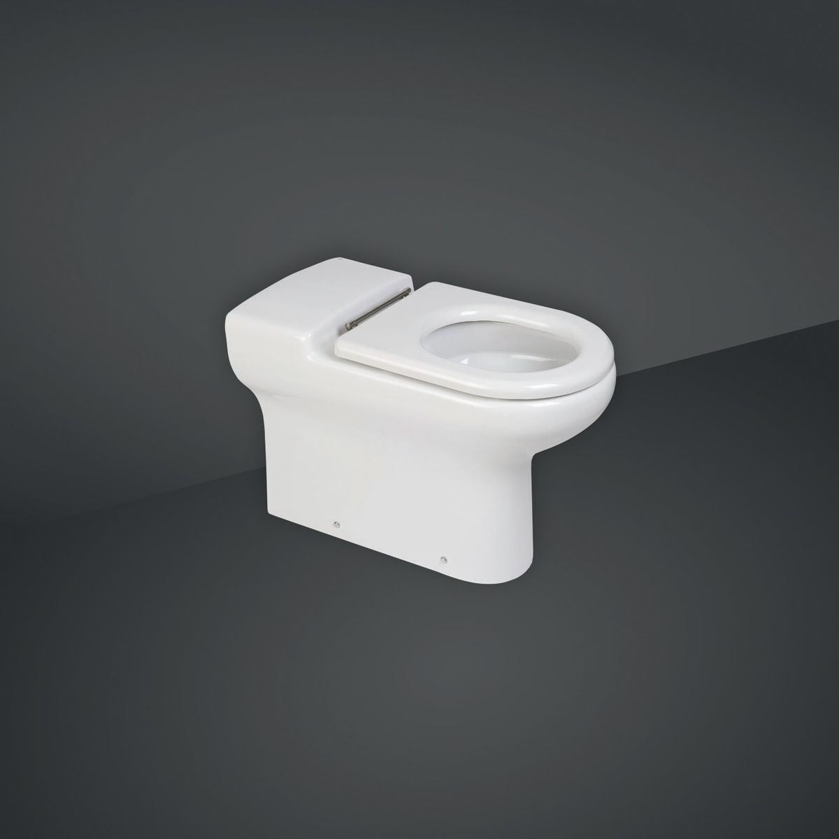 RAK Compact Special Needs Back To Wall Toilet 700mm