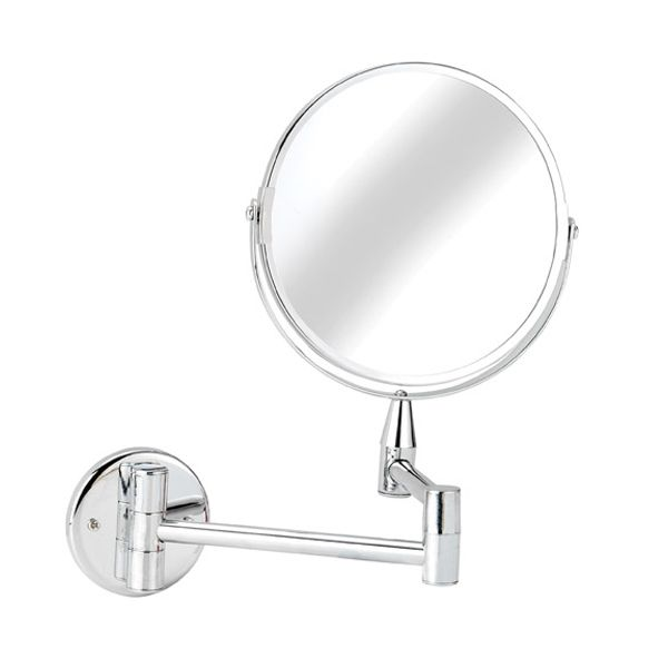 Croydex Professional Small Round Magnifying Mirror