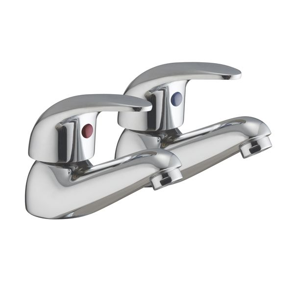 Frontline Compact Basin Taps