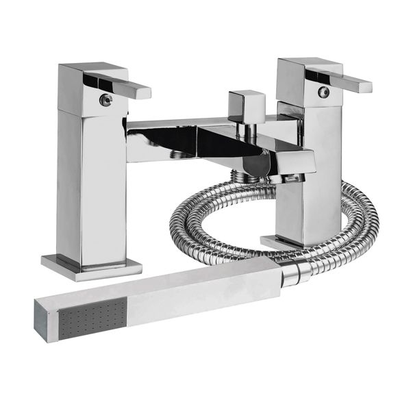 Frontline Ixos Bath Shower Mixer Tap
