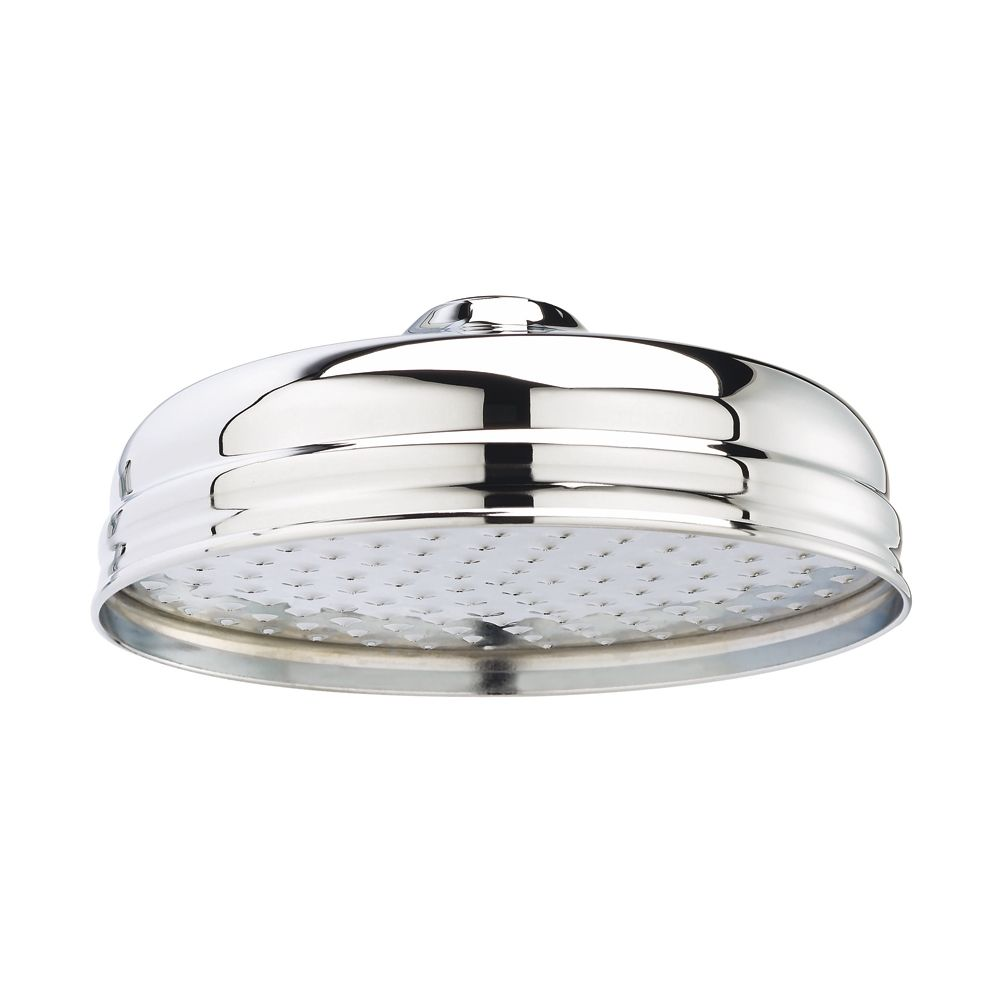 Hudson Reed 8 Inch Apron Fixed Shower Head 195mm