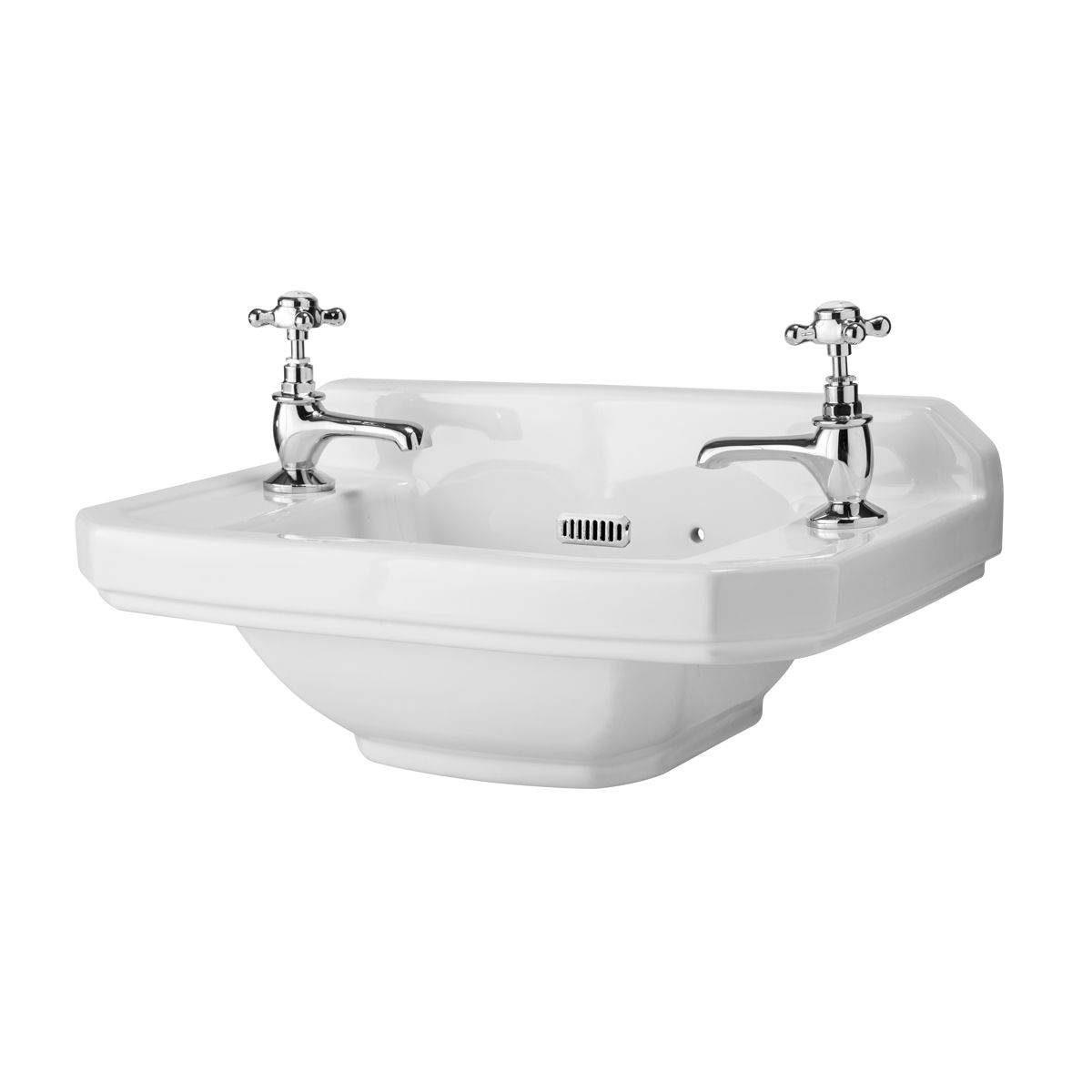 Hudson Reed Richmond Wall Hung Cloakroom Basin
