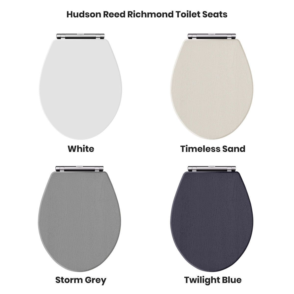 Richmond & Carlton Toilet Seats