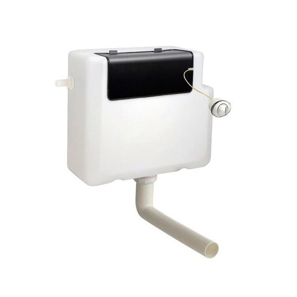 Moods Concealed Cistern with Dual Flush Action