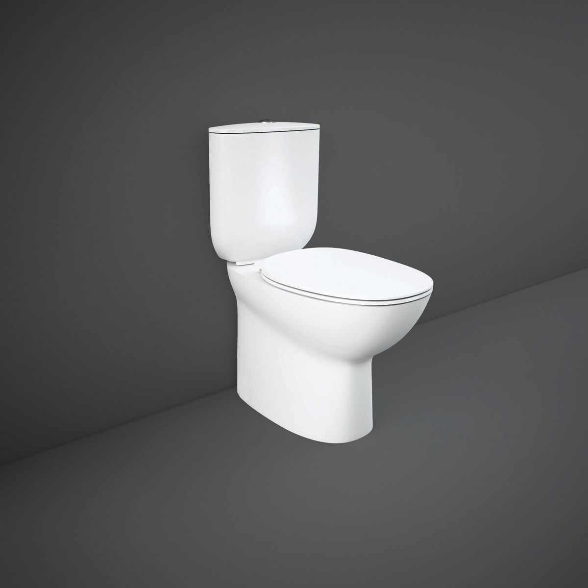RAK Morning Back To Wall Toilet with Soft Close Seat