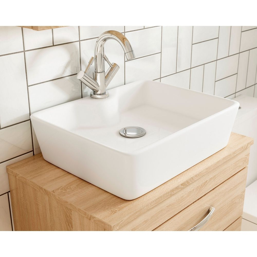 Premier Athena Basin Option 3 -  Worktop
