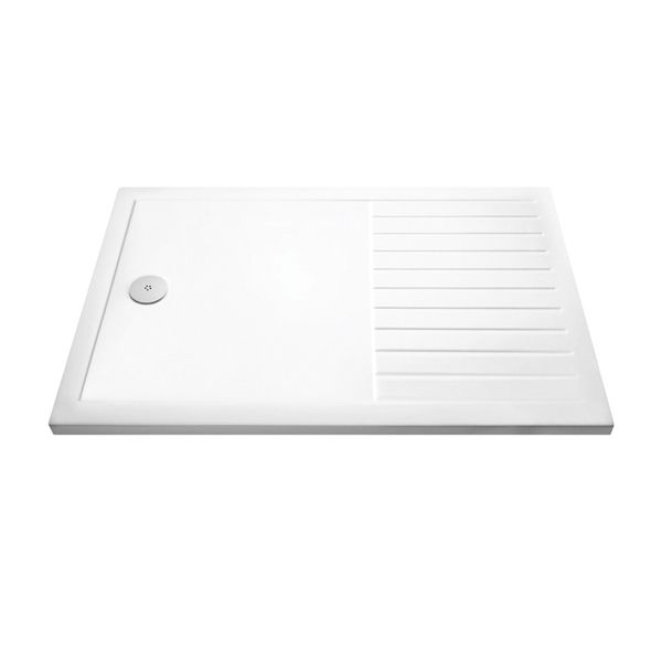 Premier Rectangular Walk In Shower Tray 1400 x 900mm