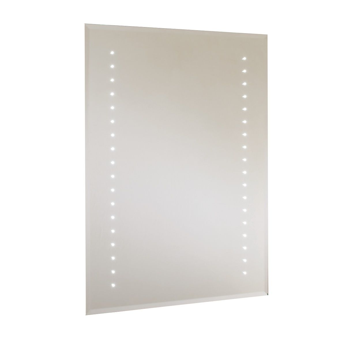 RAK Rubens Illuminated LED Bevel Edged Mirror 800 x 600mm