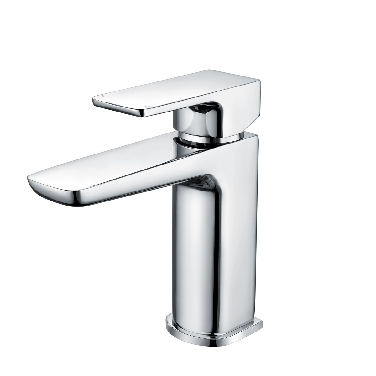RAK Moon Chrome Mini Mono Basin Mixer Tap with Waste