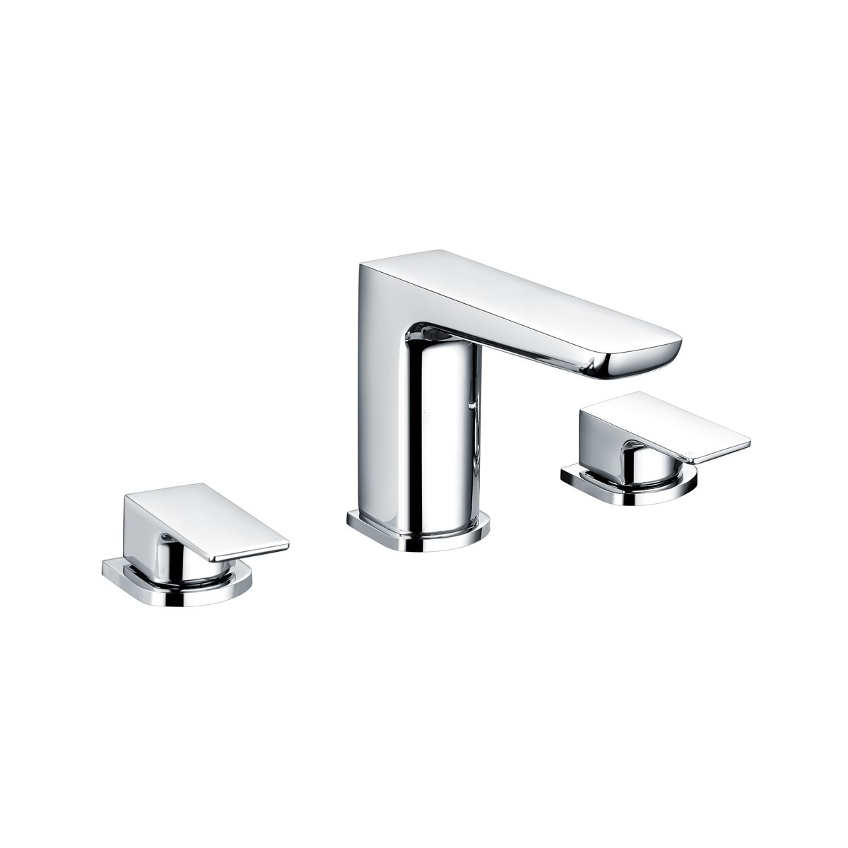 RAK Moon Deck Mounted 3 Hole Bath Filler Tap