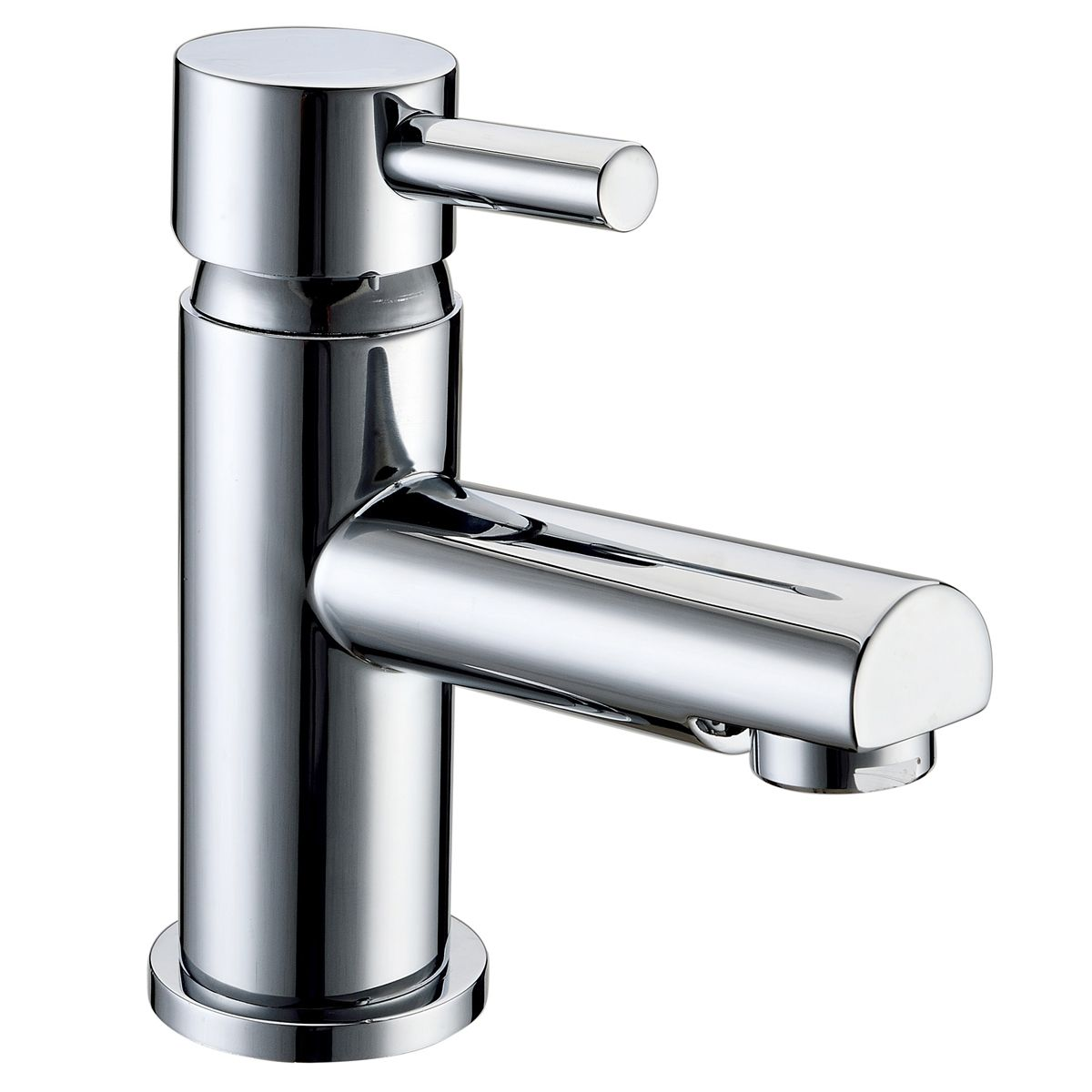 RAK Prima Chrome Mono Basin Mixer Tap with Waste