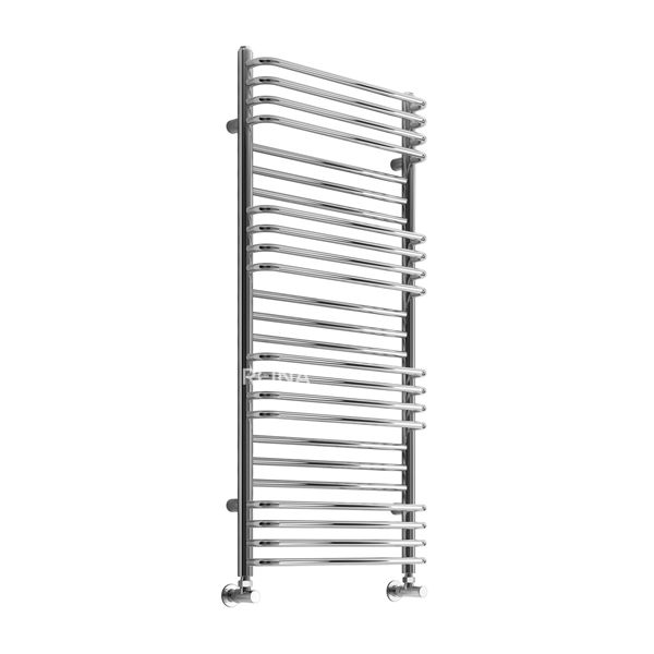 Reina Marco Chrome Steel Designer Radiator 800 x 500mm
