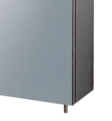 Zenith Stainless Steel Tall Bathroom Cabinet Handle