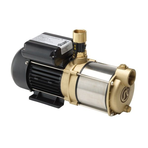 Stuart Turner 46606 CH 4-60 FL Multistage 6.0 Bar Pump with Automatic Flow Switch