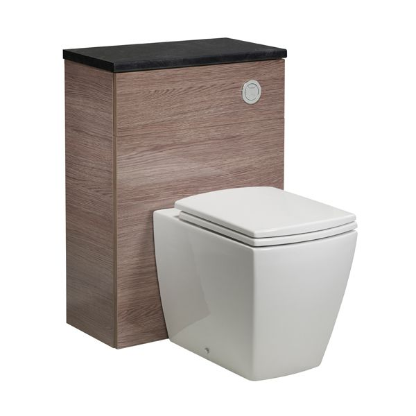 Tavistock Courier Montana Gloss Back To Wall WC Unit 600mm