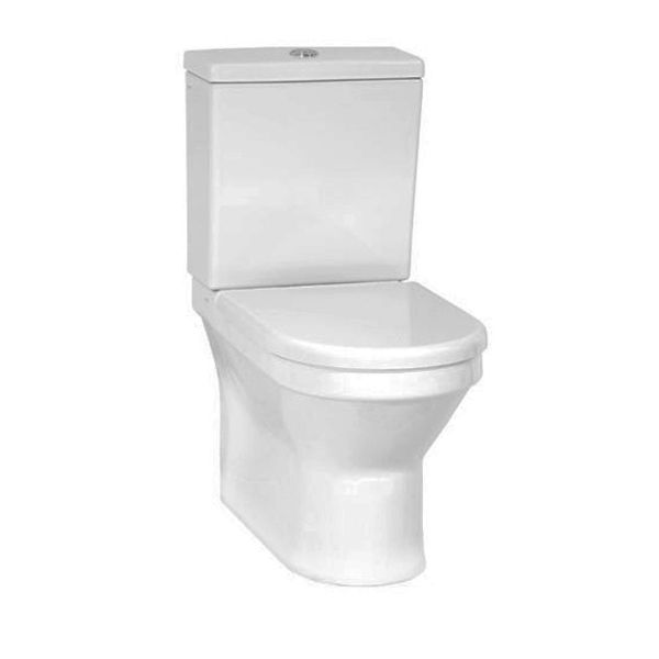 Vitra S50 Back To Wall Close Coupled Toilet
