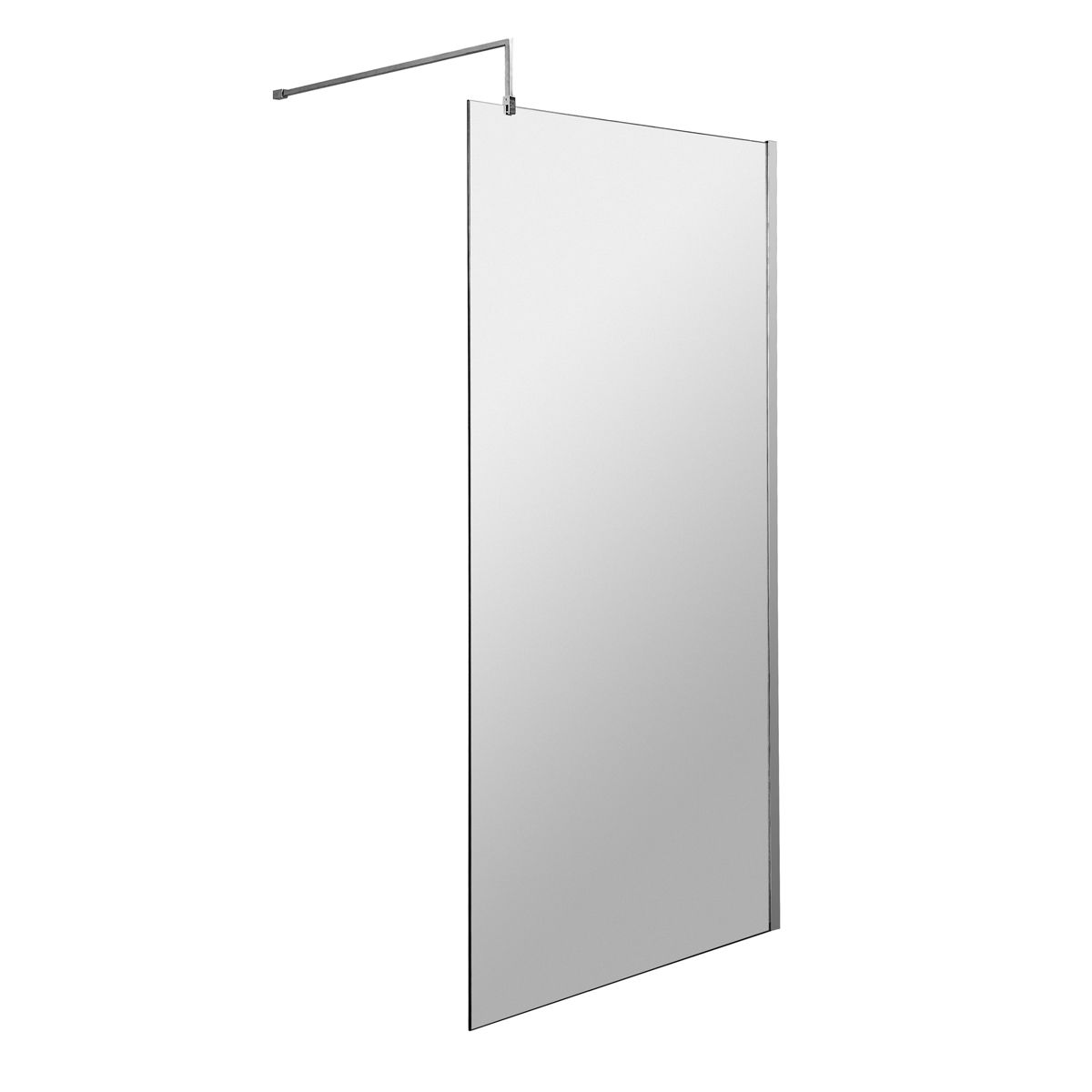 900mm Wetroom Screen