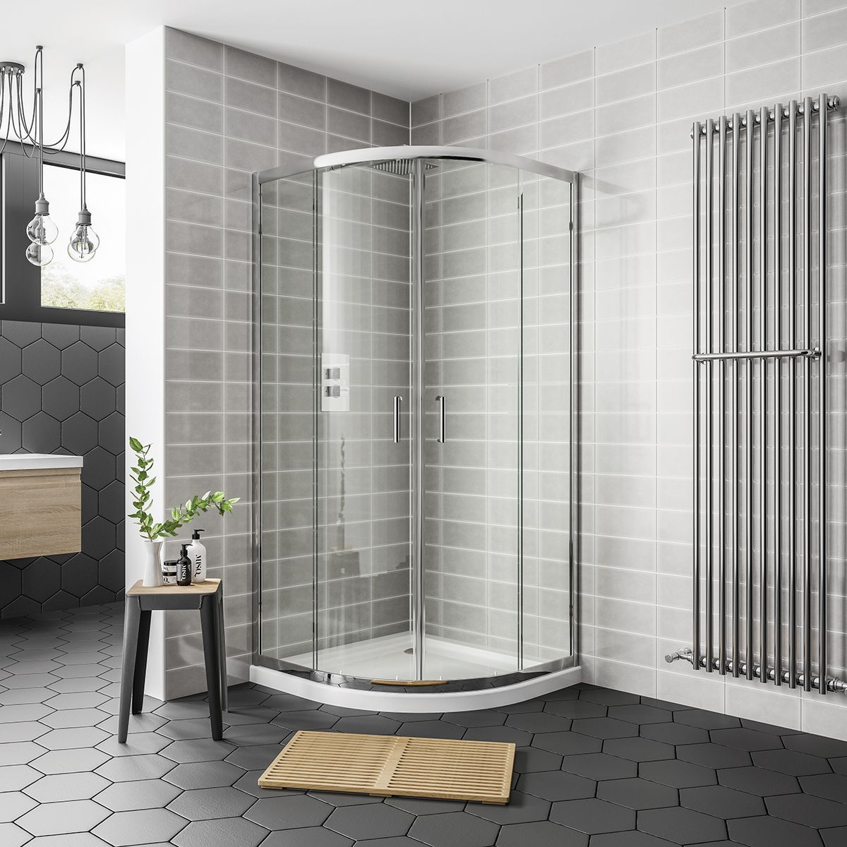 April Destini Quadrant Shower Enclosure