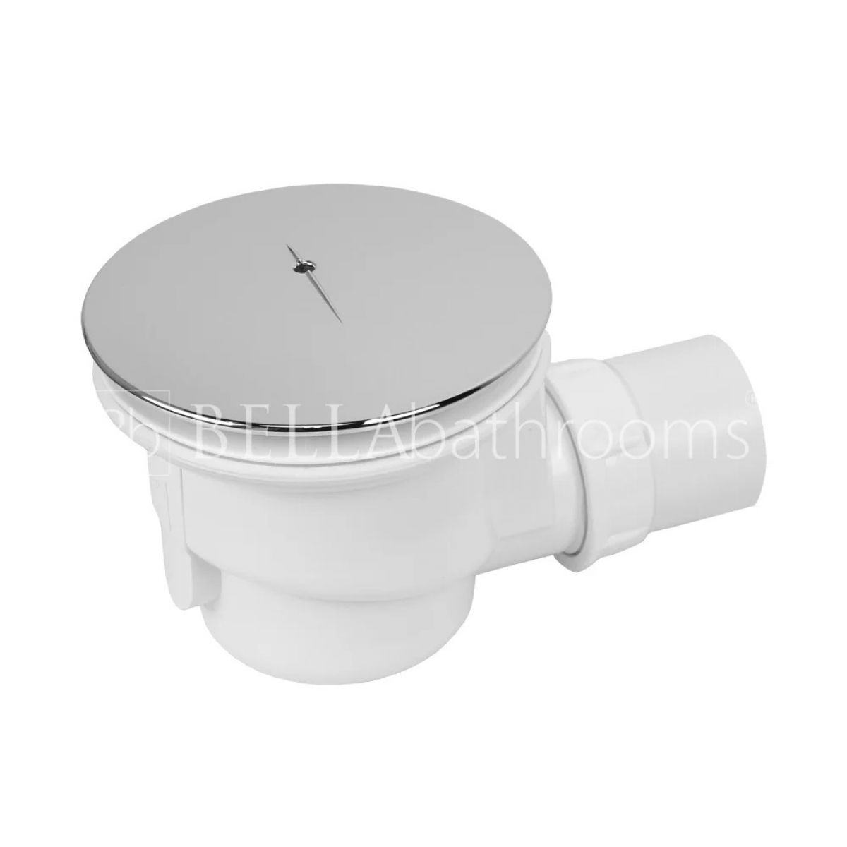 April High Flow Shower Waste 90mm