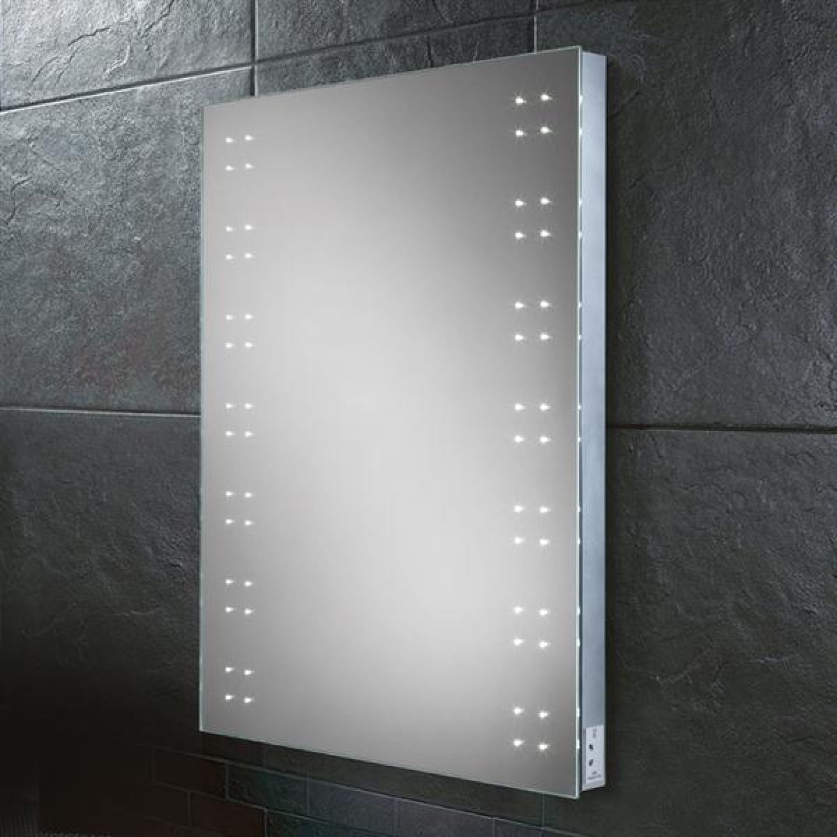 HiB Ariel Illuminated Bathroom Mirror