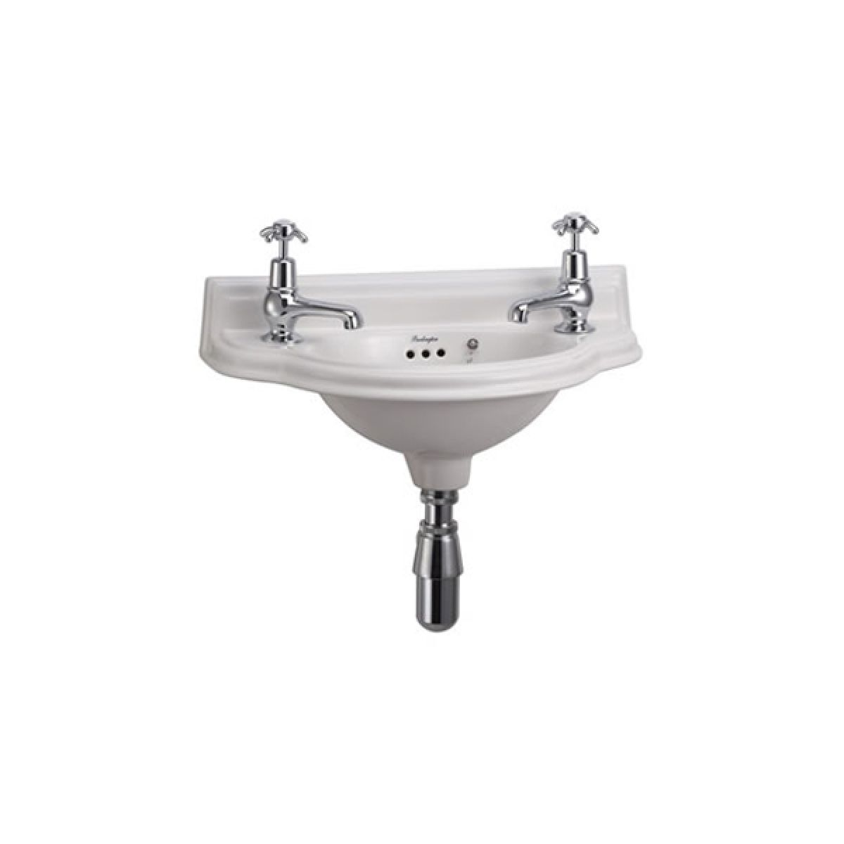 Burlington Cloakroom Basin 505mm