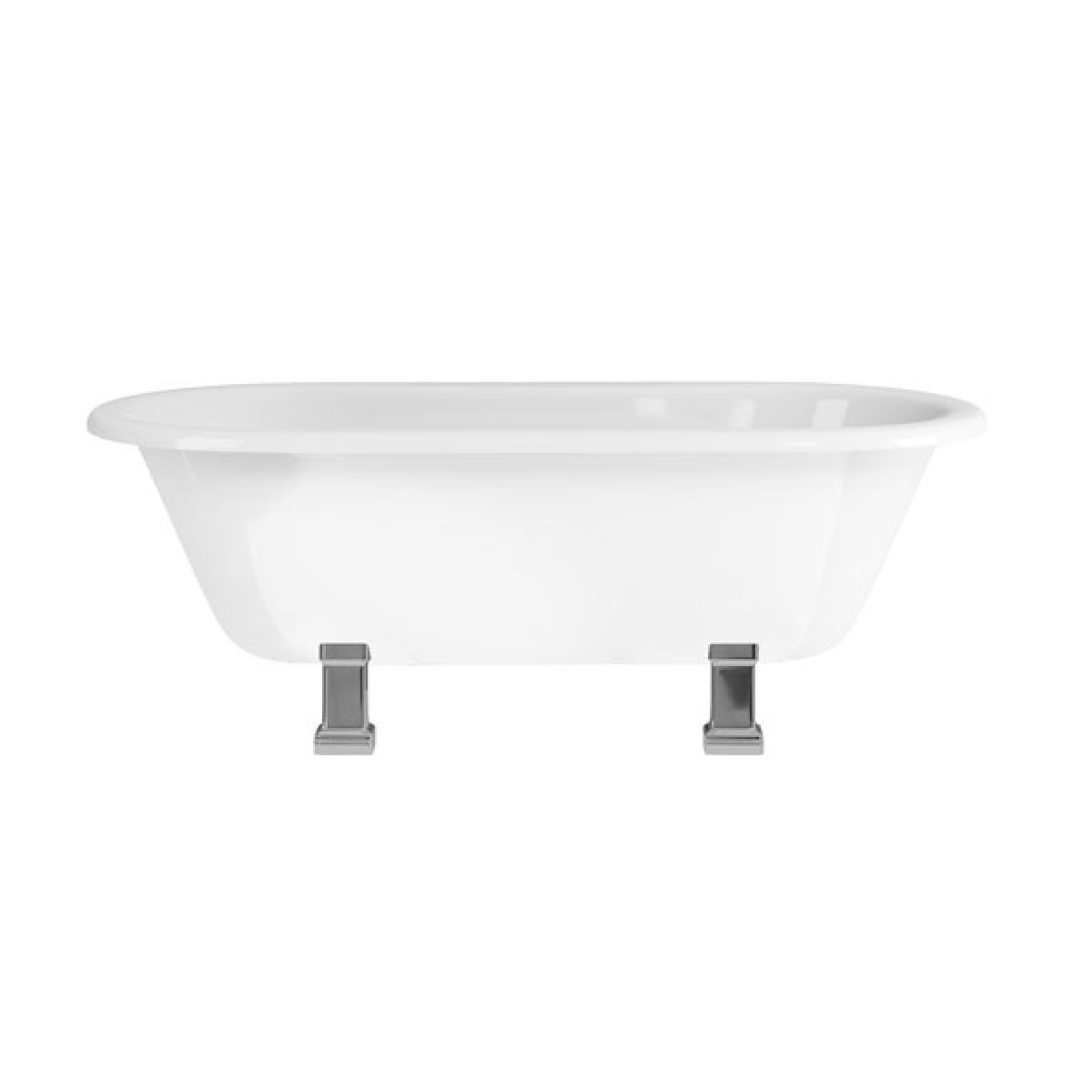 Burlington Windsor Freestanding Slipper Bath 1700mm