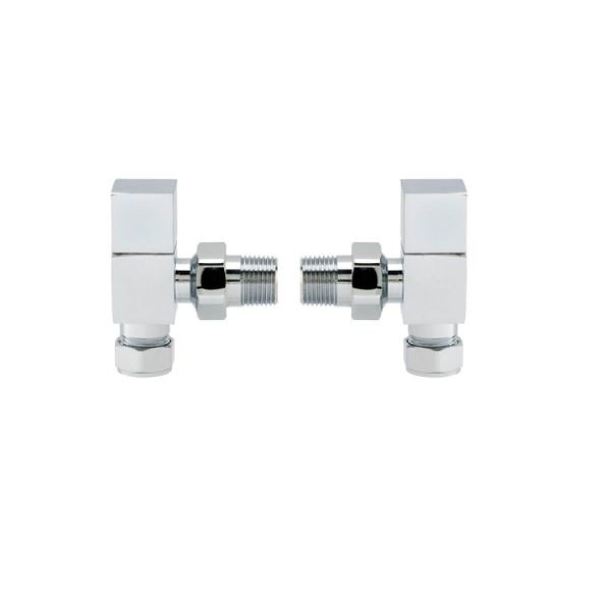 Zenith Angled Square Head Valve Set