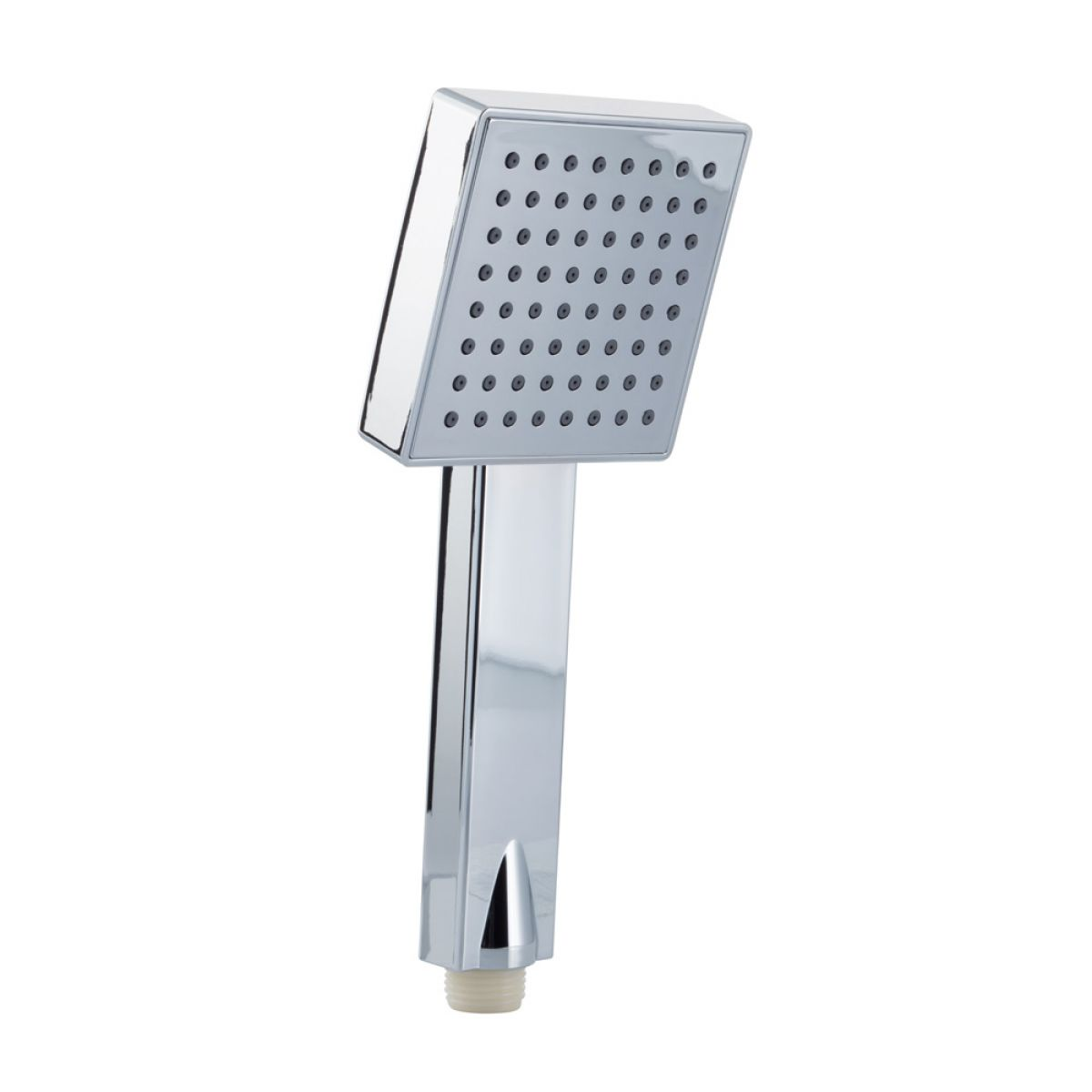 Cassellie Chrome Plated Square Paddle Shower Handset